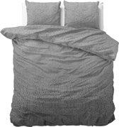 Sleeptime Vintage Paisley - Dekbedovertrekset - Tweepersoons - 200x200/220 + 2 kussenslopen 60x70 - Antraciet
