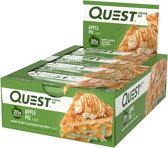 Quest Nutrition Quest Bars - Eiwitreep - 1 box (12 eiwitrepen) - Apple Pie