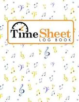Time Sheet Log Book