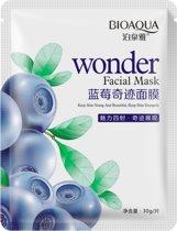 BIOAQUA Blueberry Wonder Sheet Mask