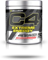 Cellucor C4 EXTREME ENERGY - Product Kies je smaak: Blue Raspberry