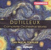 Dutilleux: Complete Orchestral Works / Yan Pascal Tortelier, BBCPO