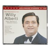 Willy Alberti CD Het Allermooiste Van Willy Alberti 3 discs - Muziek