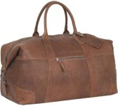 Chesterfield Weekendtas XXL Portsmouth Wax Pull Up Cognac