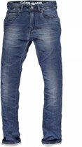 Cars jeans broek jongens - Stone  used - Maat 98