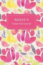 Bailey's Pocket Posh Journal, Tulip