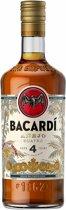 Bacardi Anejo Cuatro Rum - 70 cl