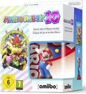 Mario Party 10 amiibo bundel -  Wii U