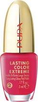 Pupa Lasting Color Extreme Nail Polish 037 Pink Geranium