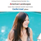 Anthology of American Piano Music, Vol. 3: American Landscapes
