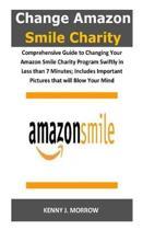 Change Amazon Smile Charity