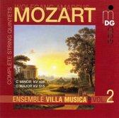 Complete String Quintets Vol.2:Kv40