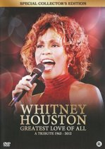 Whitney Houston - Greatest Love Of All (A Tribute 1963-2012)