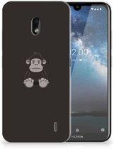 Nokia 2.2 Telefoonhoesje met Naam Gorilla