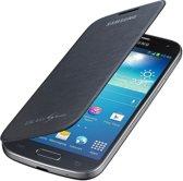 Samsung Flip Cover voor de Samsung Galaxy S4 Mini - Zwart