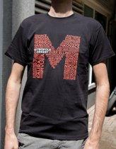 Metropole Orkest T-shirt - Heren - S - Zwart