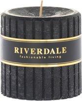 Riverdale Venetian - Riverdale - 9x9cm - zwart