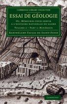 Essai de geologie 2 Volume Set in 3 pieces Essai de geologie