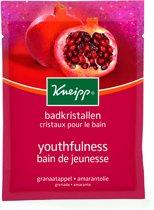 Kneipp Badkristallen youthfulness
