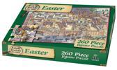 Look Inside The Bible Easter 260 Jigsaw