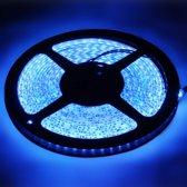 Epoxy Waterproof Rope Light, Lengte: 5 m, Blue Light 3528 SMD LED, 120 LED / m