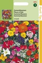Hortitops Zaden - Zomerbloemen Gemengd