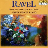 Ravel Klavierwerke Kpl.