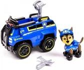 PAW Patrol Voertuig - Politieauto spy truck met Chase - Speelset