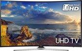 Samsung UE65MU6200 65'' 4K Ultra HD Smart TV Wi-Fi Zwart, Zilver LED TV