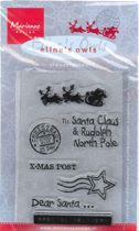 Marianne Clear Stamps Eline's Kerst Post