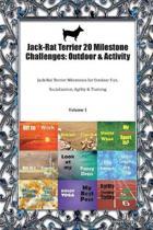 Jack-Rat Terrier 20 Milestone Challenges