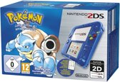 Nintendo 2DS + Pokemon Blue - Blauw