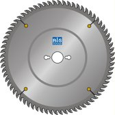 RvS Tools RVS Zaagblad Mcw350X3,5X30 54T Hm Afkort