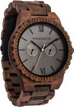 De officiële WoodWatch | Urban Jungle | Houten horloge heren