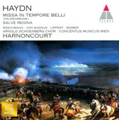 Haydn: Missa in Tempore Belli, etc / Harnoncourt
