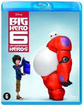 Big Hero 6 (Blu-ray)