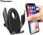 Zwaartekracht telefoonhouder voor in de auto - GSM houder auto - Smartphone houder - Ventilator - Auto ventilatie - Mobielhouder - Autohouder - Auto telefoonhouder - Samsung - iPhone - Nokia - Huawei - Sony - LG - HTC - OnePlus - Xiaomi - Universeel