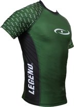 Sportshirt Legend DryFit Army Green Sublimation  XXL