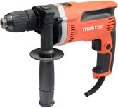 Maktec by Makita MT815K Rood/Zwart - Klopboormachine in koffer - 710W