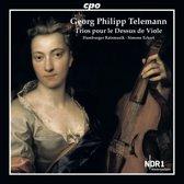 Georg Philipp Telemann: Trios pour le Dessus de Viole
