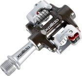 Xpedo M-FORCE 4 CR Pedalen, black/silver