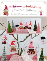Christmas Amigurumi: 5 Crochet Patterns