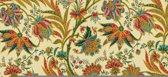 Fotobehang Bloemen | Geel, Groen | 416x254