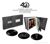 Star Wars: A New Hope (Limited Edition) (LP)