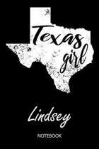 Texas Girl - Lindsey - Notebook