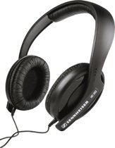 Sennheiser HD 202 II - On-ear koptelefoon - Zwart