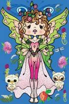 Fairy 6 - Diary - Journal - For Girls