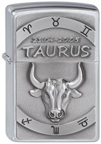 Aansteker Zippo Zodiac Taurus