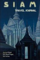 Siam - Travel Journal