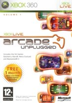 XboxLive Arcade Unplugged - Vol. 1